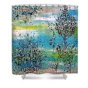 Free Improvisation #11 Shower Curtain
