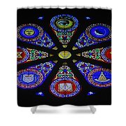 Free Masons Shower Curtain