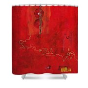 Free Spirit 007 Shower Curtain