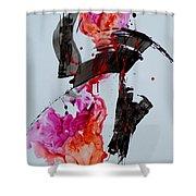 Free Spirit 008 Shower Curtain