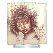 Free To Be Shower Curtain