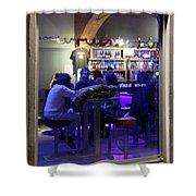 Free Wi-fi Shower Curtain