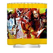 Freebird Lynyrd Skynyrd Shower Curtain