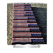 Freedom Costs Shower Curtain