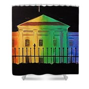 Freedom House Shower Curtain