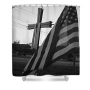 Freedoms Shower Curtain