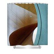 Freeform Shower Curtain