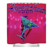 Freemont East Shower Curtain