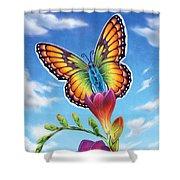 Freesia - Necessary Change Shower Curtain