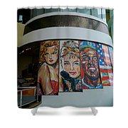 Freestyle Art Series - 2 Shower Curtain