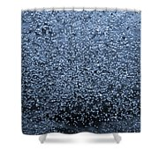 Freezing Time Shower Curtain