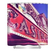 Fremont By Day Shower Curtain