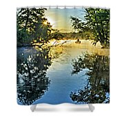 French Creek 17-037 Shower Curtain