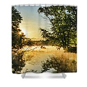 French Creek 17-038 Shower Curtain