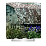 French Lick Indiana Shower Curtain