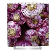 French Onions Shower Curtain