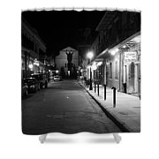 French Quarter #1 Shower Curtain