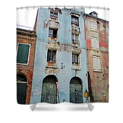 French Quarter 2 Shower Curtain