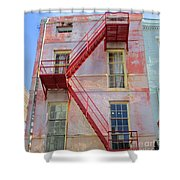 French Quarter 27 Shower Curtain