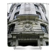 French Quarter 4 Shower Curtain
