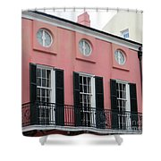 French Quarter 9 Shower Curtain