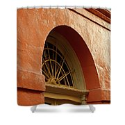 French Quarter Arches Shower Curtain