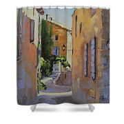 French Street Shower Curtain