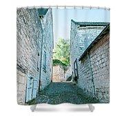 French Village Shower Curtain