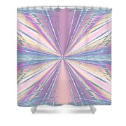 Frenzied Shower Curtain
