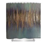 Frequency Shower Curtain