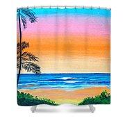 Fresh Air Shower Curtain