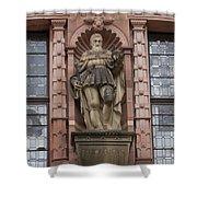 Friedrich The Wise Shower Curtain