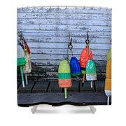 Friendship Color Shower Curtain