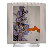 Friendship Tree Shower Curtain