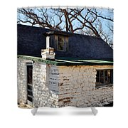 Frijole Ranch Guadalupe Mountains National Park Shower Curtain