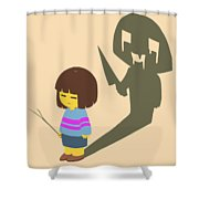 Frisk Shower Curtain