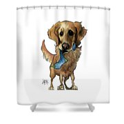 Fritz 3330 Shower Curtain