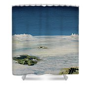From Above Shower Curtain