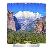 From Artist Point Shower Curtain