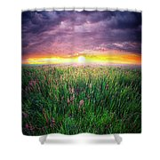 From Dream To Dream  Shower Curtain
