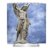 From Earth To The Heavens Shower Curtain