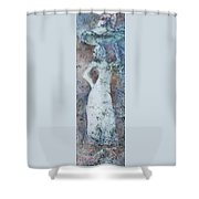 From Generation To Generation Shower Curtain