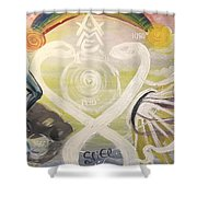 From Revelations To Transformation Shower Curtain
