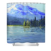 From Sparks Lake Shower Curtain
