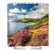 From Torr To Cushendall Shower Curtain