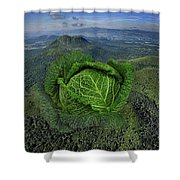Fromnature Shower Curtain