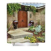 Front Entrance 2  Shower Curtain