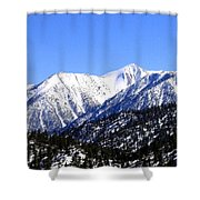 Frontier Splendor Shower Curtain