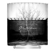 Frontman Shower Curtain