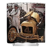 Fronty Ford 1915 Shower Curtain